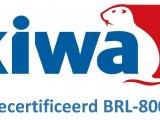 KIWA gecertificeerd BRL8001